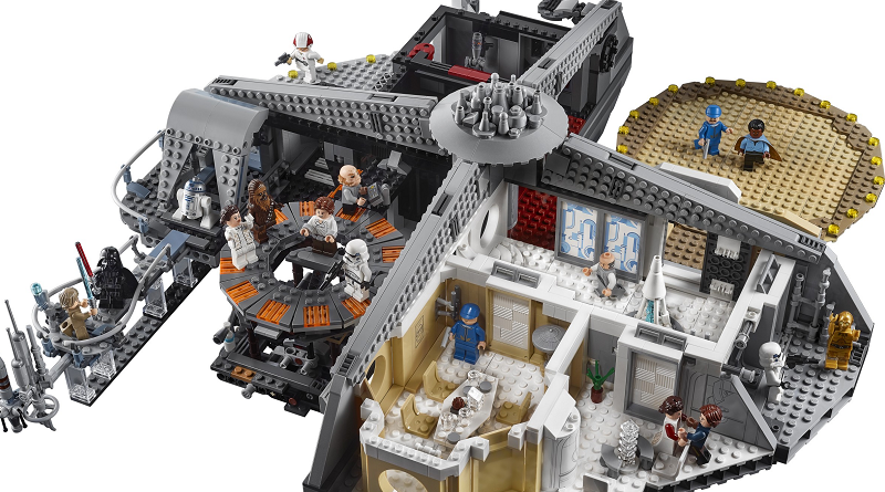 LEGO Star Wars 75222 Betrayal At Cloud City Featured 800 445