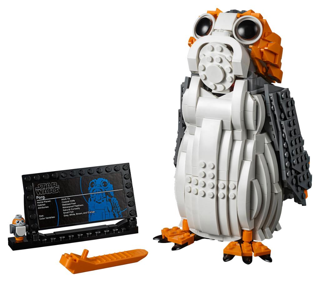 LEGO Star Wars 75230 Porg 1