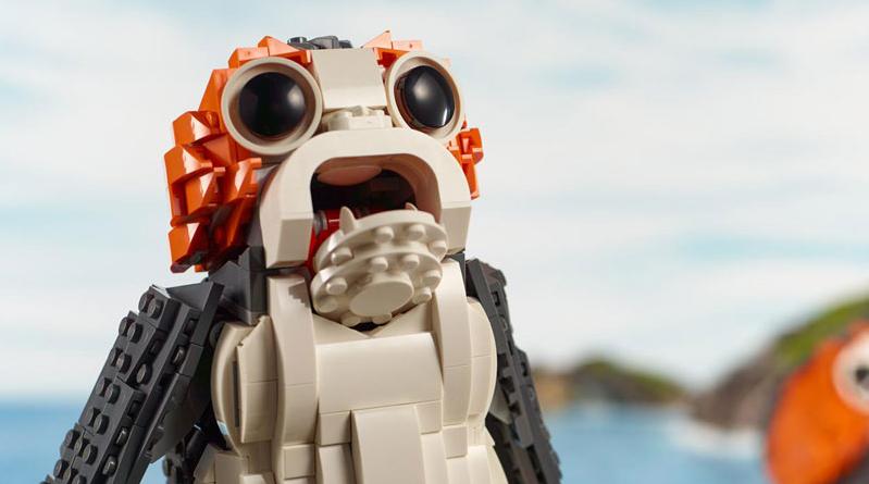 LEGO Star Wars 75230 Porg Featured 800 445 799x445