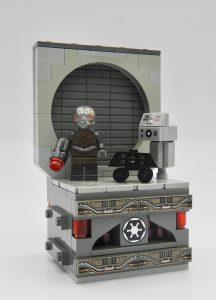 LEGO Star Wars Bounty Hunters 4 LOM Rs 216x300