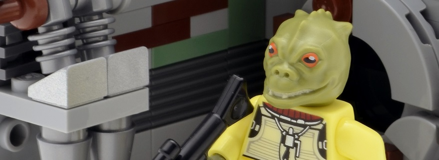 LEGO Star Wars Bounty Hunters Bossk Featured