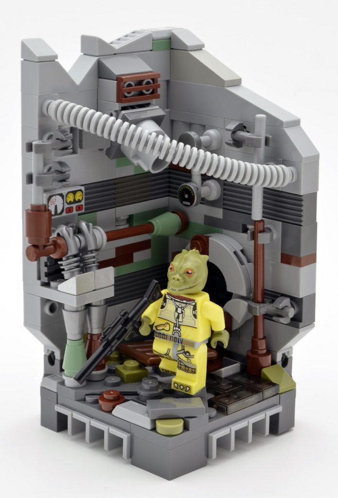 LEGO Star Wars Bounty Hunters Bossk Rs 695x1024