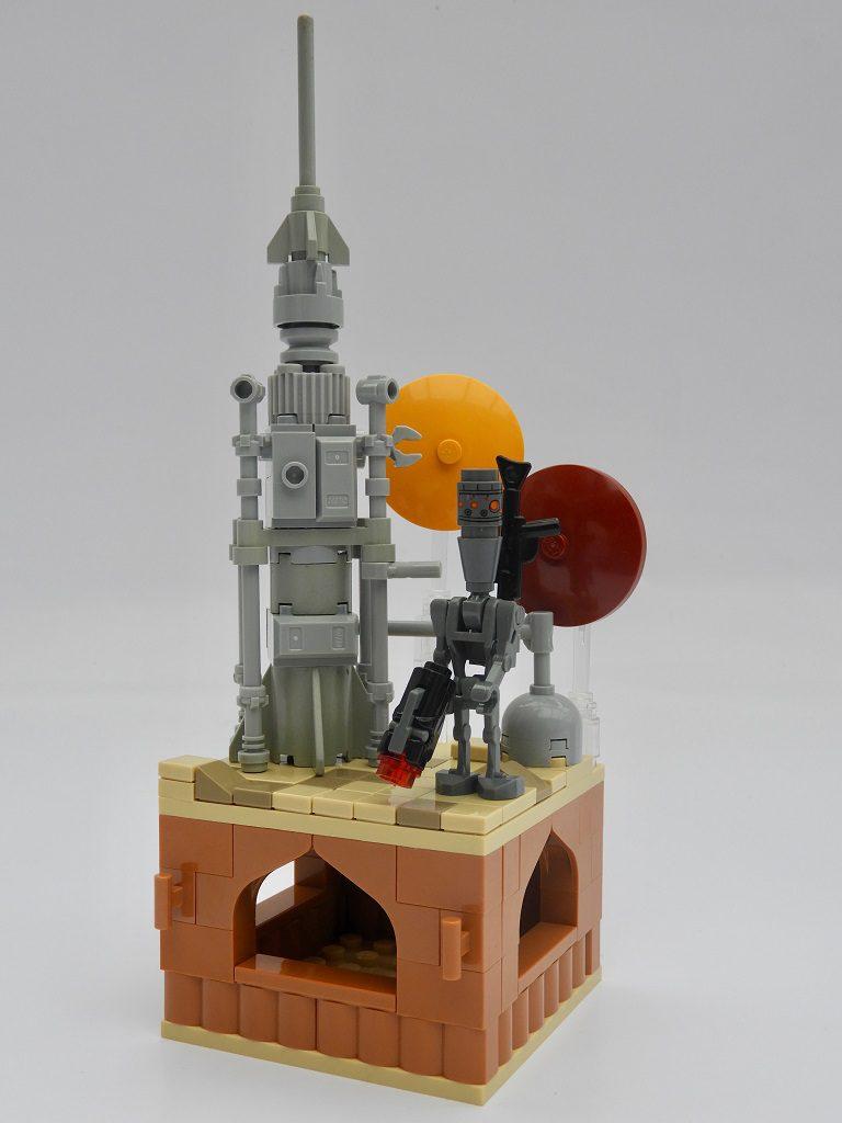 LEGO Star Wars Bounty hunters IG 88 rs