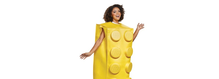 LEGO Costumes Featured