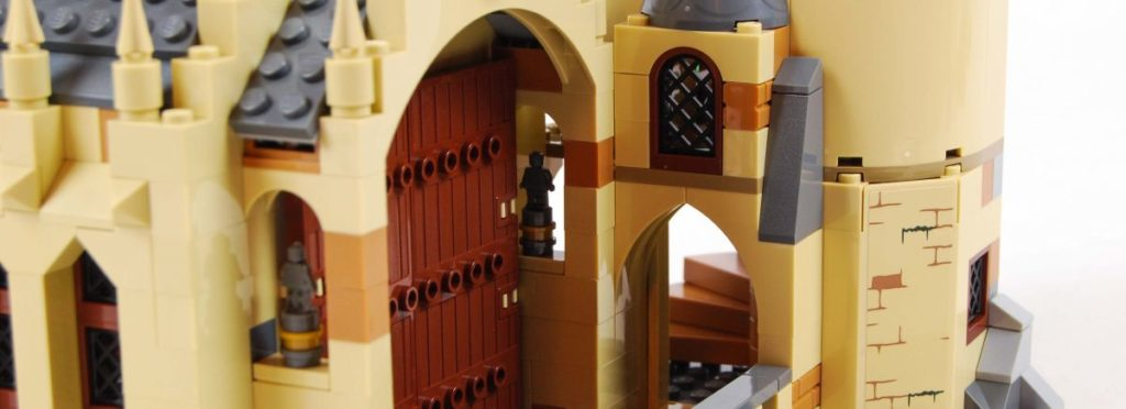 LEGO Harry Potter Hogwarts Great Hall Featured