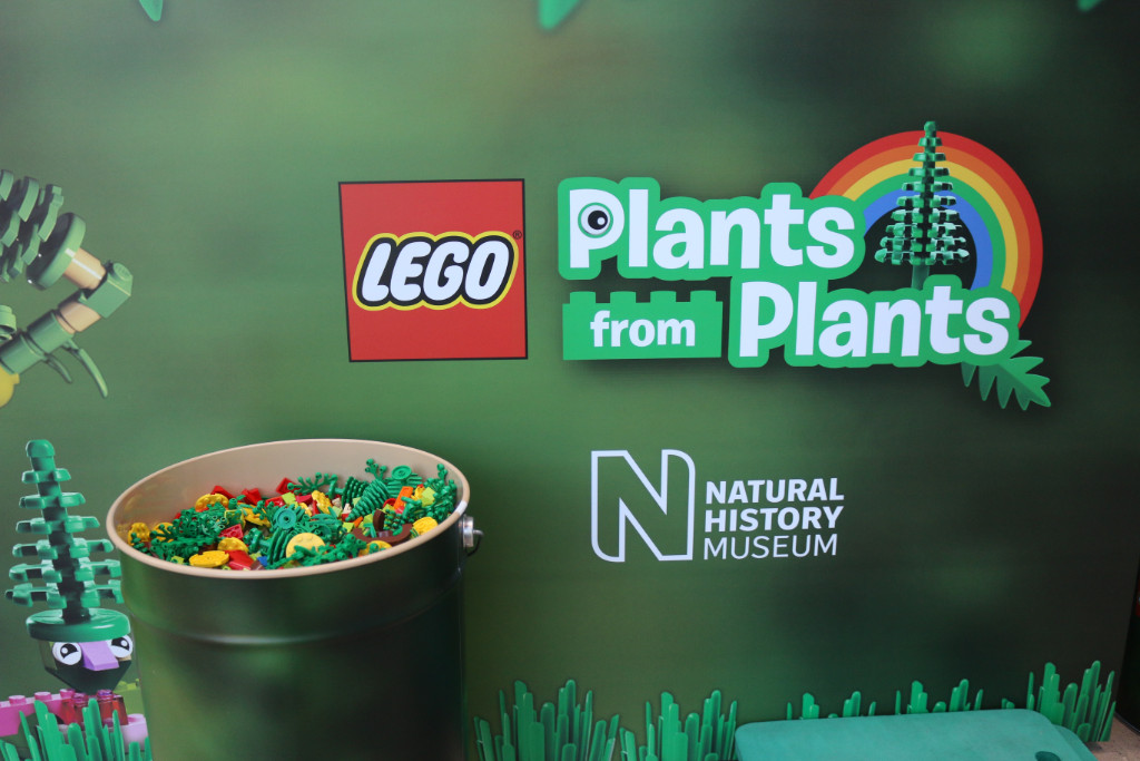 LEGO Plants From Plants Natural History Museum 8