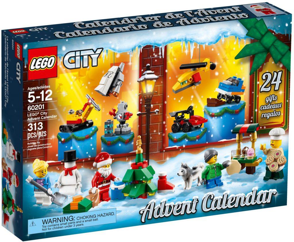 LEGO 60201 City Advent Calendar 1024x841