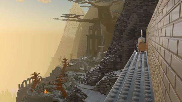 LEGO Dark Souls 2