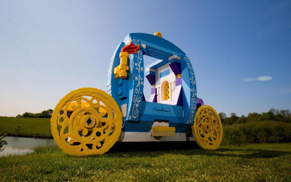 LEGO Disney Princess Carriage