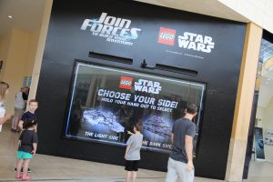 LEGO Master The Force