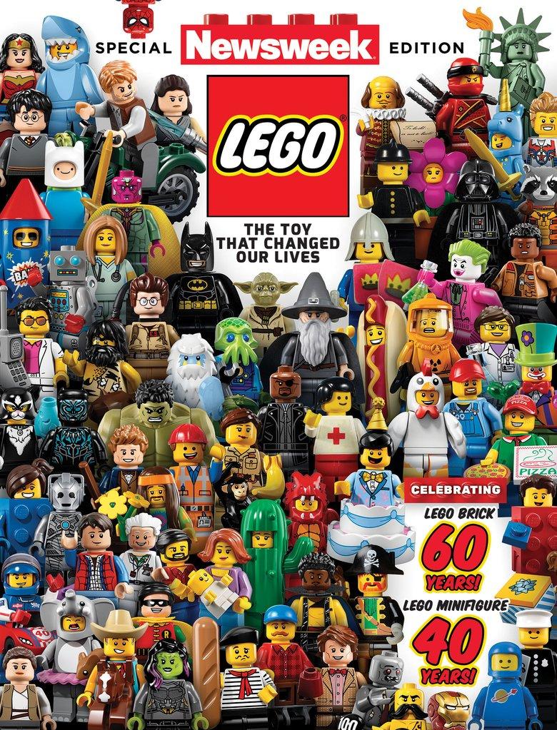 LEGO Newsweek