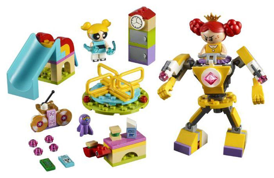 LEGO Powerpuff Girls 41287 Bubbles Playground Showdown