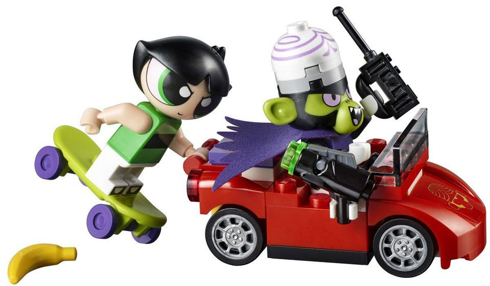 LEGO Powerpuff Girls 41287 Bubbles Playground Showdown 2