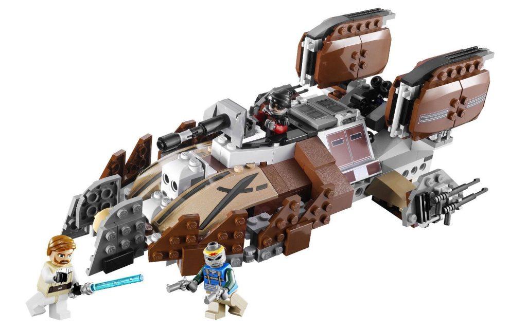 LEGO Star Wars Pirate Tank 1024x640