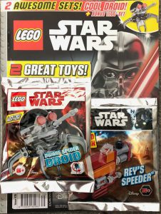 LEGO Star Wars Magazine 35 A 226x300