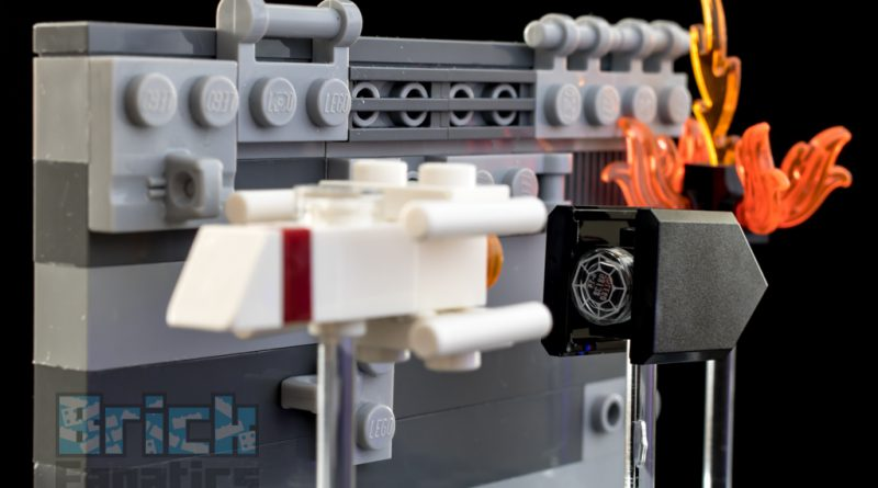 60 LEGO Star Wars Trench Run 4 800x445