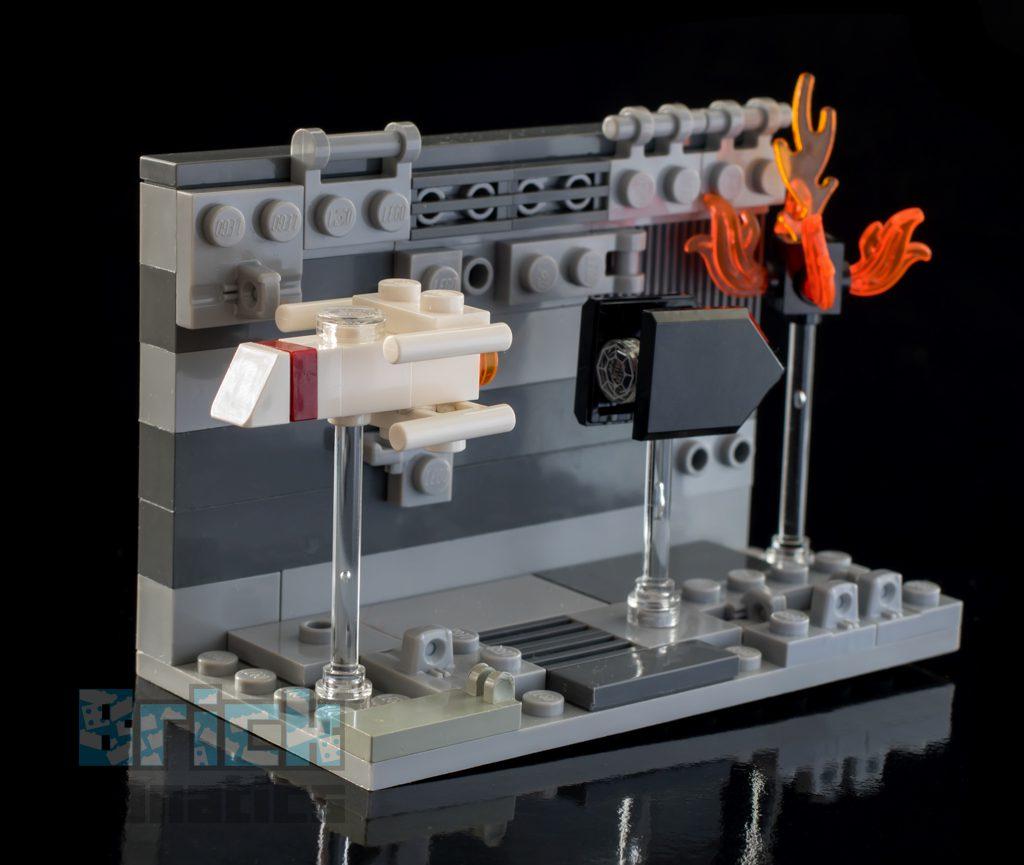 60 LEGO Star Wars Trench Run 5 1024x865