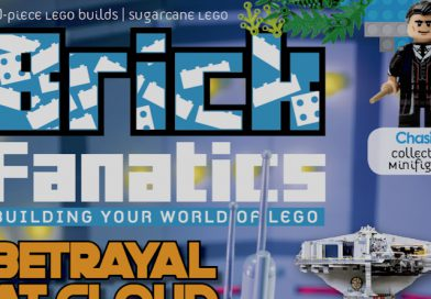 Revealed: Brick Fanatics Magazine Issue 1 cover