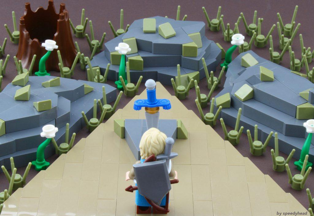 Brick Pic The Legend Of Zelda 1024x703