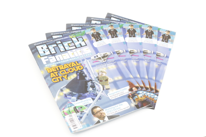 Brick Fanatics Magazine Issue 1 Flickthrough Main