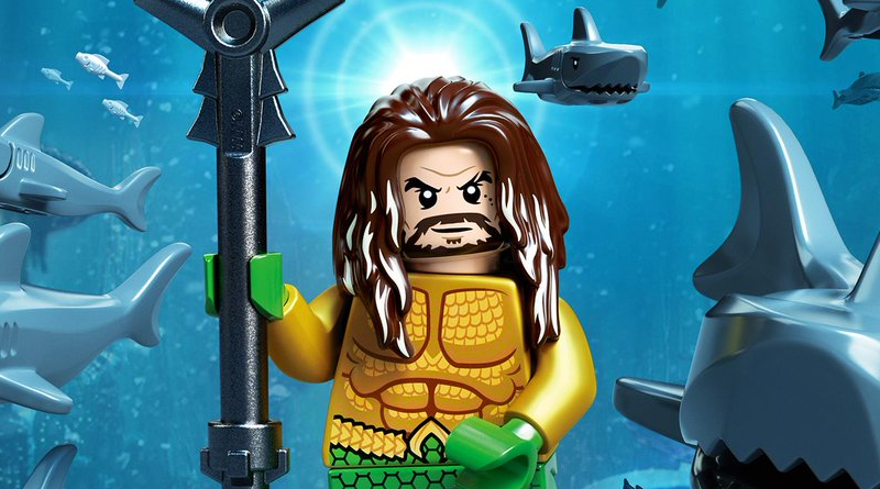 LEGO Aquaman Poster Featured 800 445 800x445