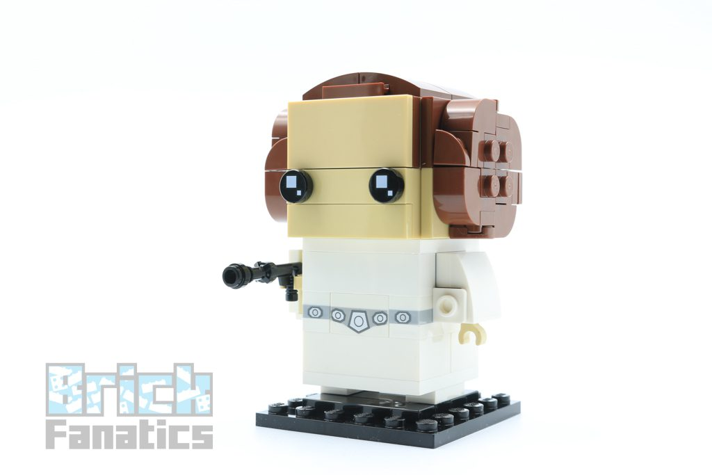 Lego Brickheadz Star Wars 41628 Princess Leia Organa Review