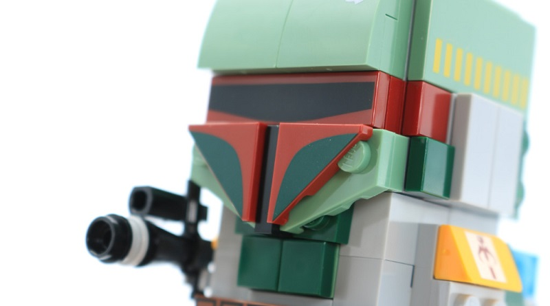 LEGO BrickHeadz Star Wars 41629 Boba Fett Featured