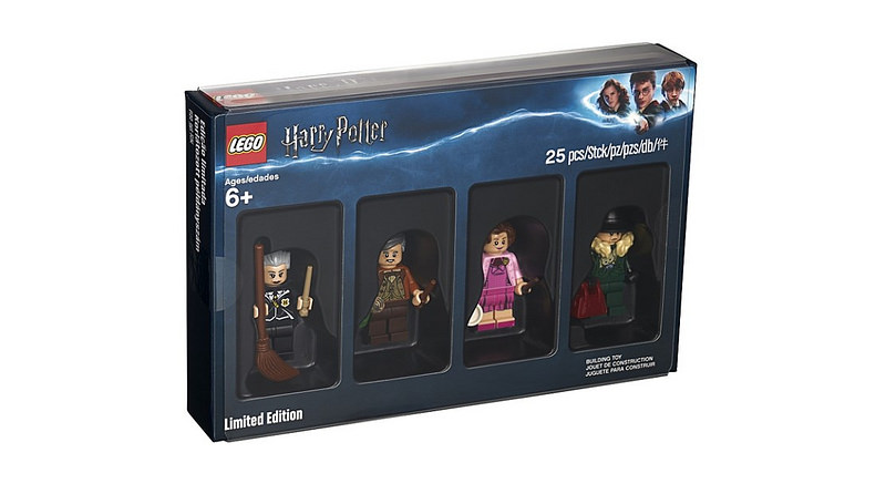 LEGO Bricktober Harry Potter Featured 800 445