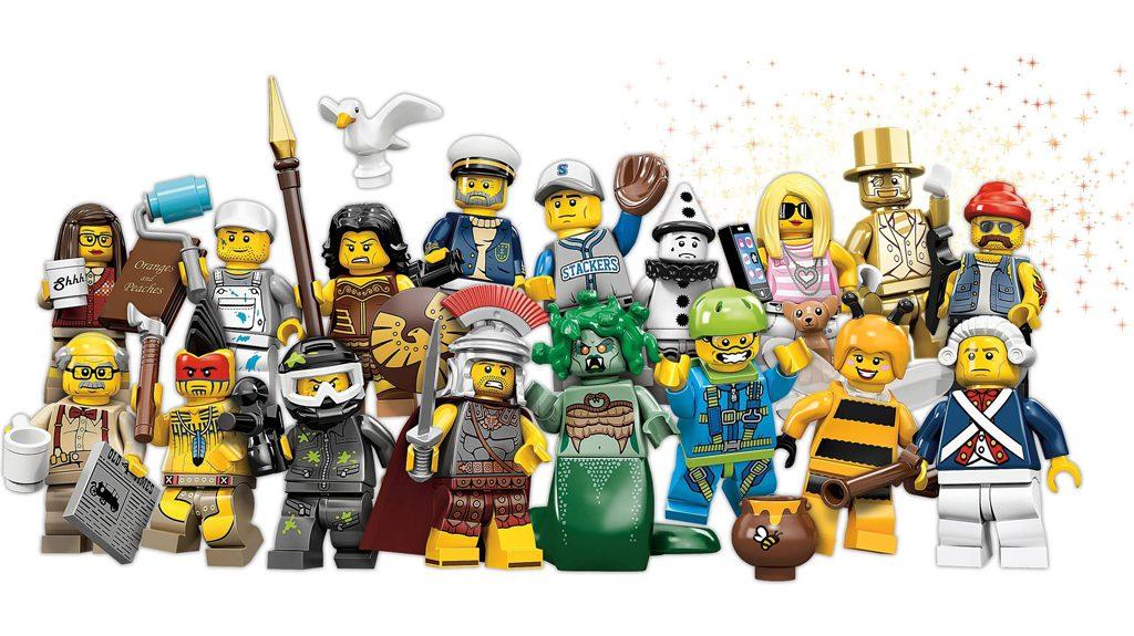 LEGO Collectible Minifigures 3 1024x575