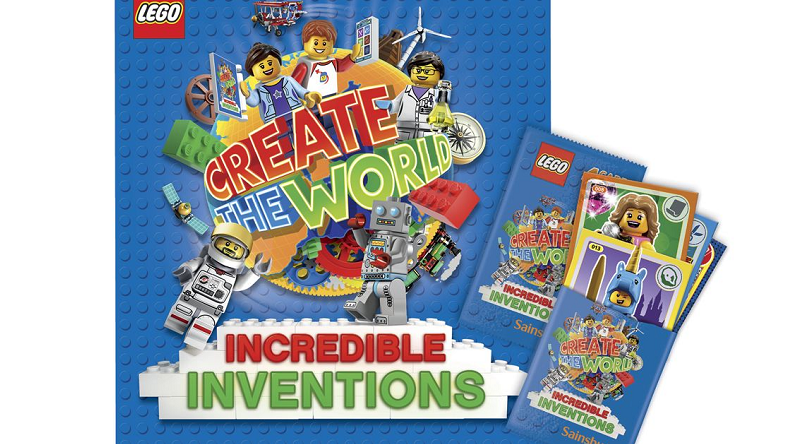 LEGO Create The World Featured 800 445