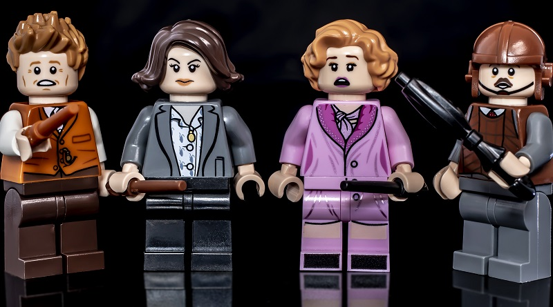 LEGO Fantastic Beasts: Exclusive designer interview