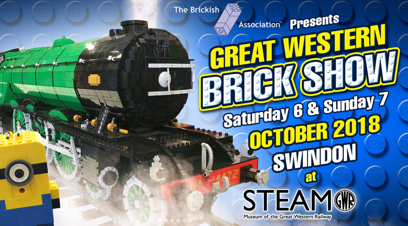LEGO Great Western Brick Show Featured 800 445