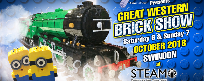 LEGO Great Western Brick Show Featured 800x320