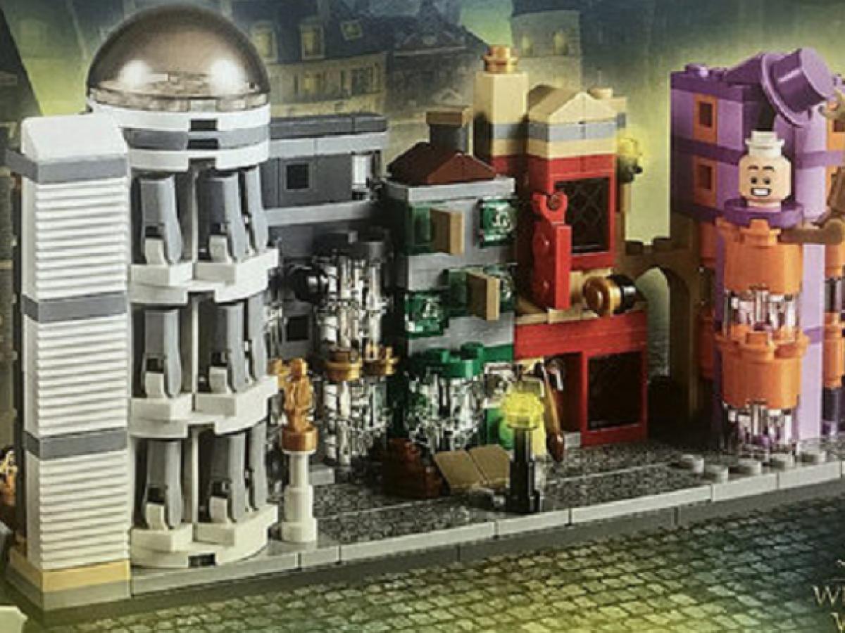 LEGO Harry Potter Diagon Alley Promo