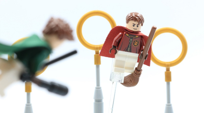 LEGO Harry Potter 79596 Quidditch Match 18