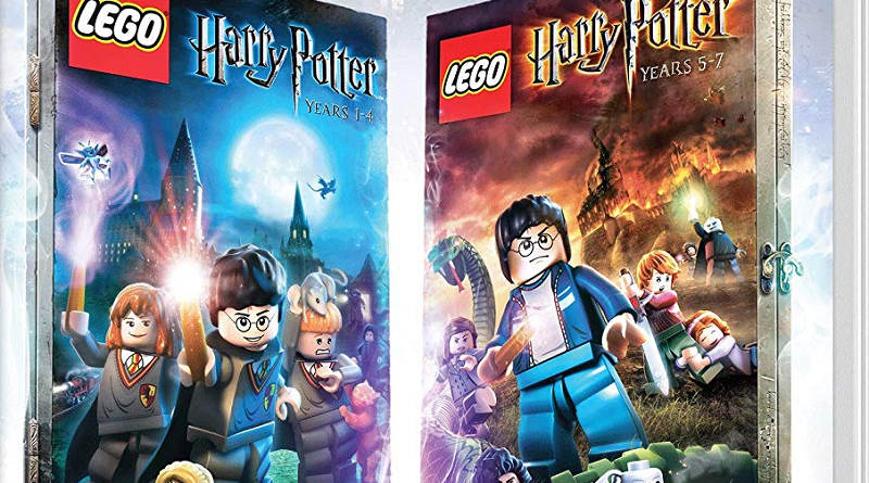 LEGO Harry Potter Collection Featured 800 445