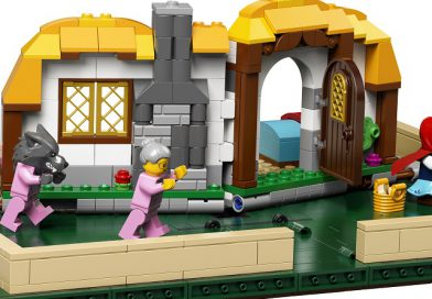 LEGO Ideas 21315 Pop-up Book officially revealed