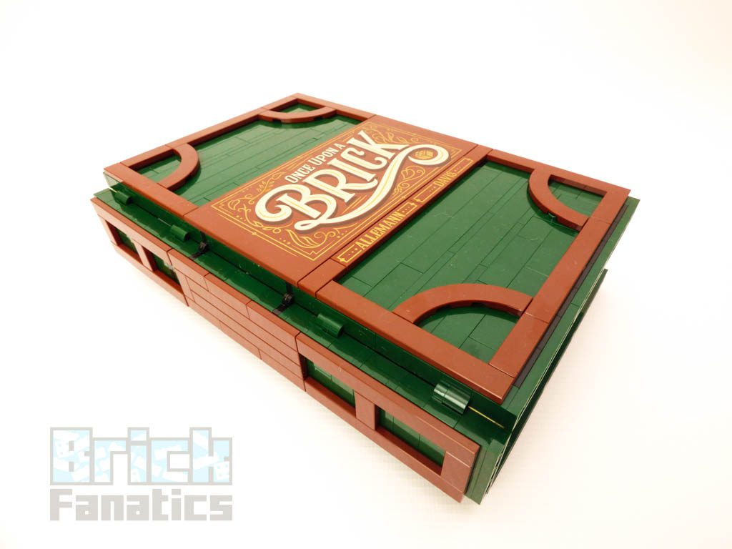 LEGO Ideas 21315 Pop up Book review 1 1