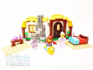 LEGO Ideas 21315 Pop up Book review 27