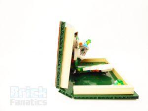 LEGO Ideas 21315 Pop up Book review 5