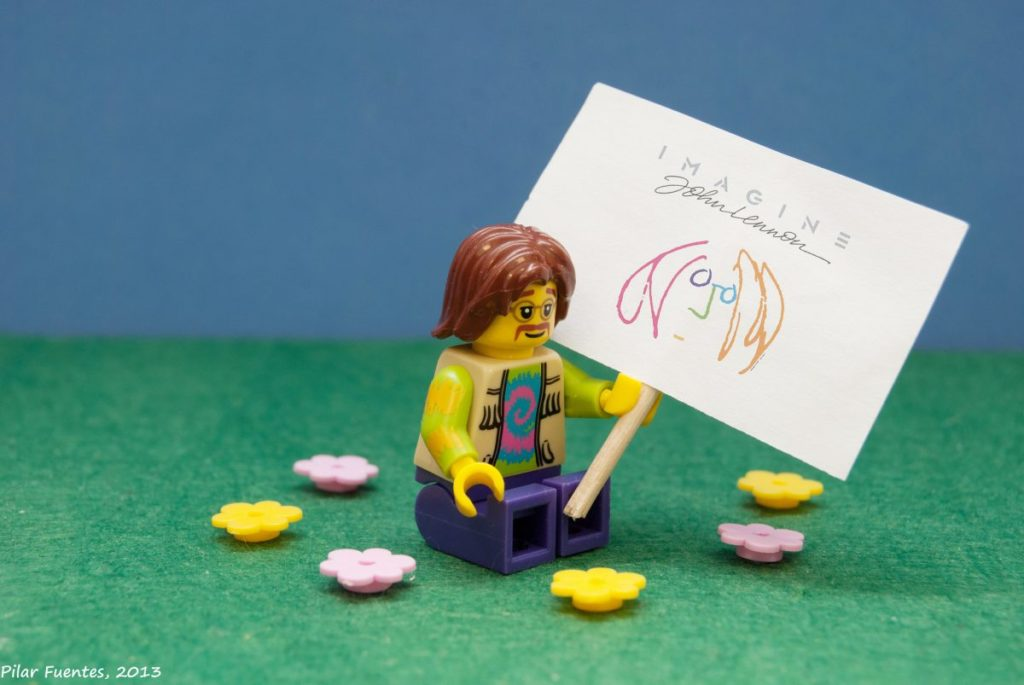 LEGO John Lennon