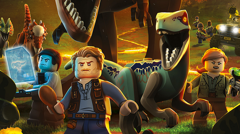 LEGO Jurassic World Featured 880 445