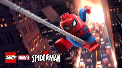 LEGO Marvel Super Heroes Spider Man