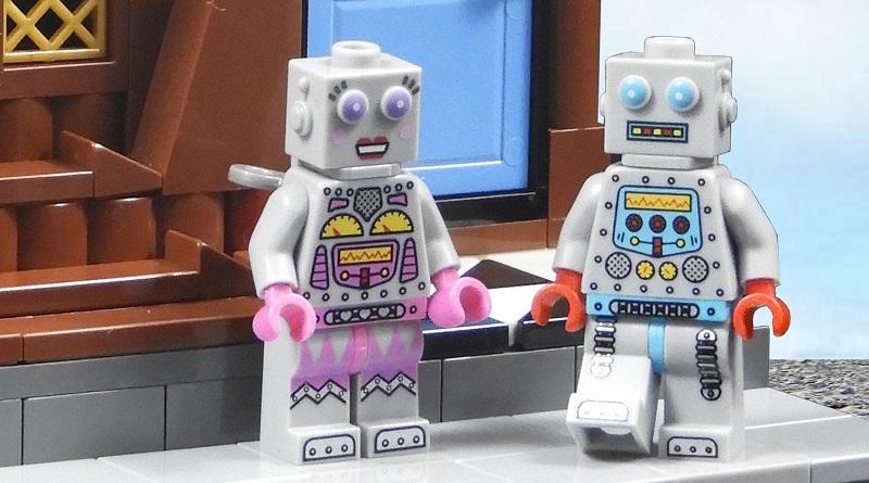 LEGO Minifigure Street 2
