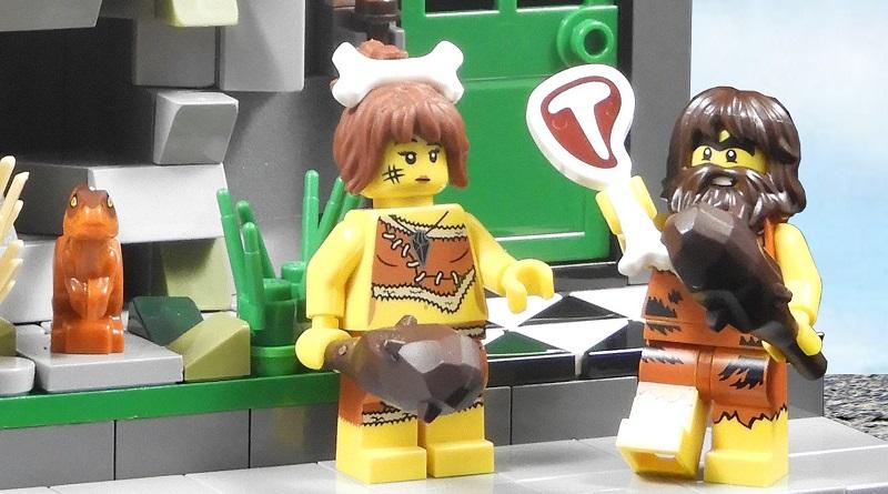 LEGO Minifigure Street