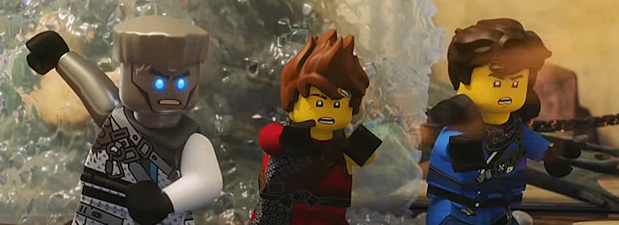 LEGO NINJAGO 9 Featured