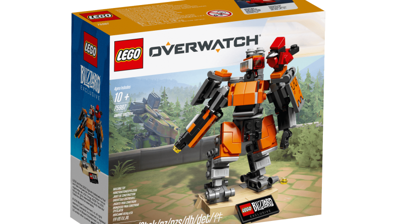 LEGO Overwatch 75987 Ominic Bastion Featured