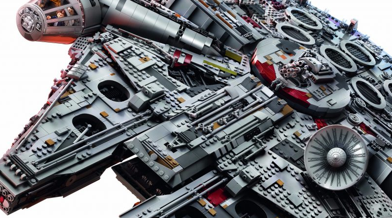 LEGO Star Wars 75192 Millennium Falcon Featured 800 445 800x445