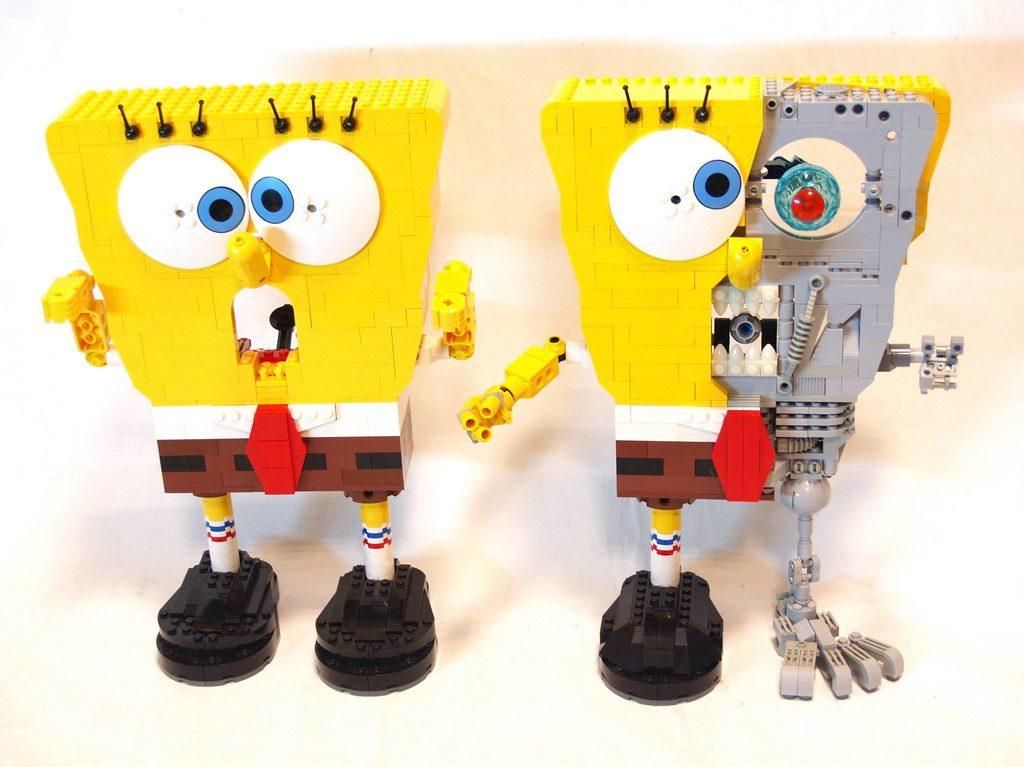 Brick Pic Spongebob Terminator 1024x767