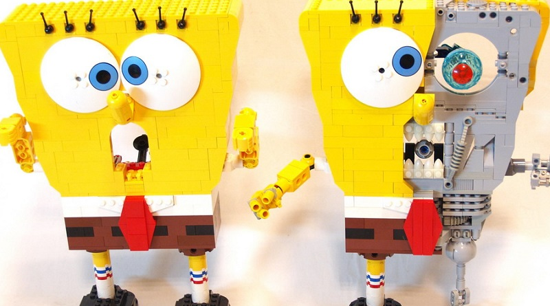 Brick Pic Spongebob Terminator Featured 800 445